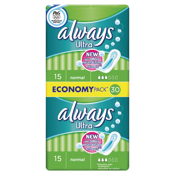 Always Ultra Normal Duo Pack (240 Pack) 83720117