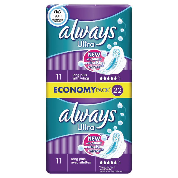 Always Ultra Long With Wings Value Pack (264 Pack) 83720638