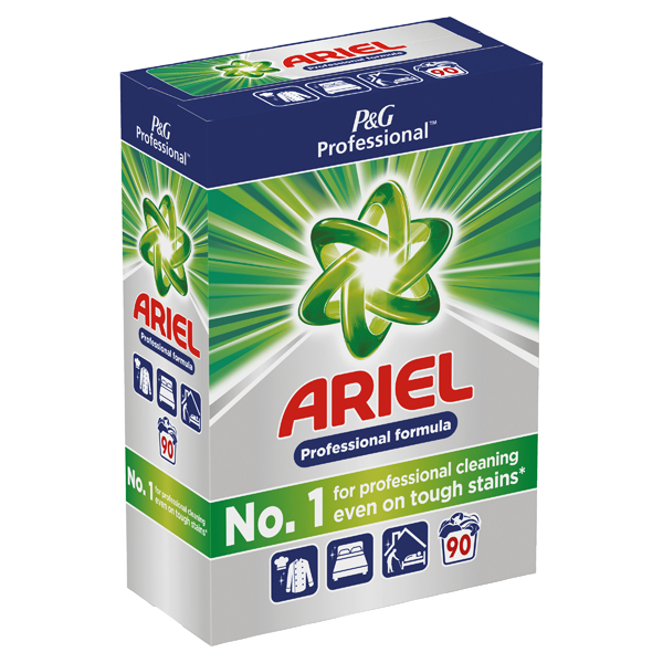 Ariel Biological Washing Powder 5.85kg 8001090395092