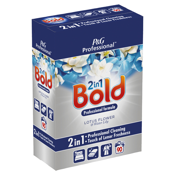 Bold Crystal Rain Washing Powder 5.85kg 8001090396716