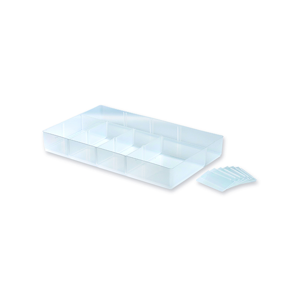 StoreStack Small Clear Tray RB77235