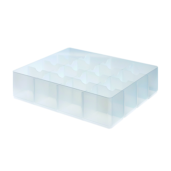 StoreStack Large Clear Tray RB77236