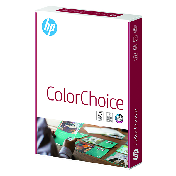 HP Colour Laser A4 Paper 90gsm White Ream (500 Pack) HCL0321