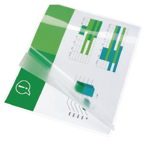 GBC Gloss A3 Laminating Pouches 150 Micron (25 Pack) 3740486