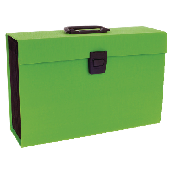 Rexel JOY Lime Expanding Box File 2104021