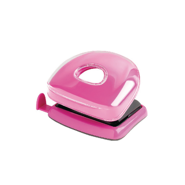 Rexel JOY Pink 2 Hole Punch 2104031