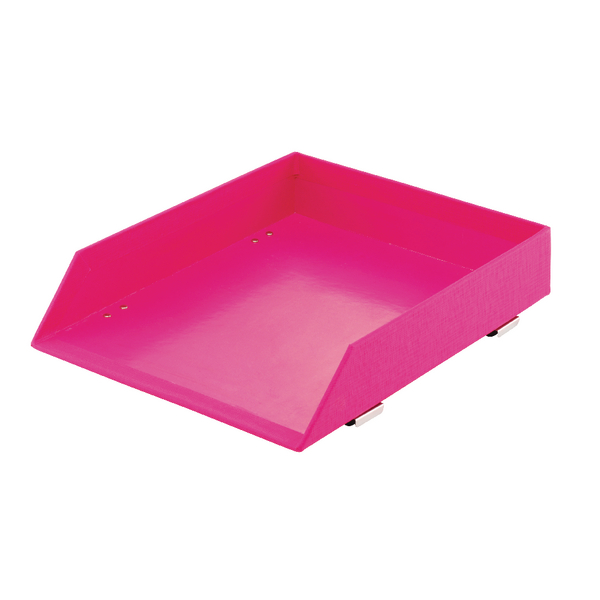 Rexel JOY Pretty Pink Letter Tray 2104196