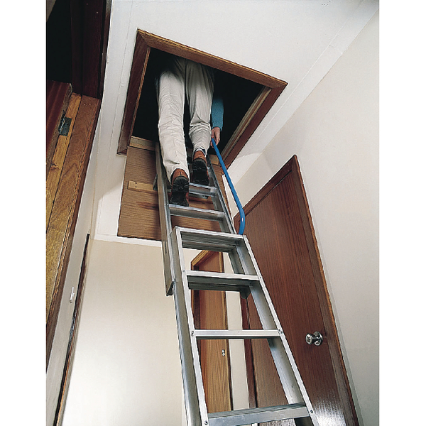 3380mm Aluminium Loft Ladder 306688