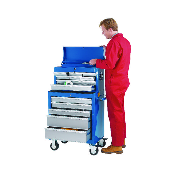 8 Drawer Blue Tool Chest 329349