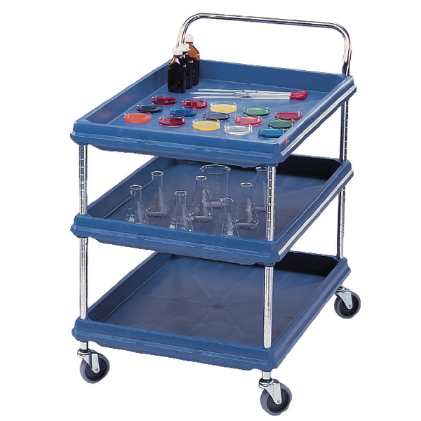 Deep Ledge 3 Tier W832xD546xH1041mm Trolley 365295