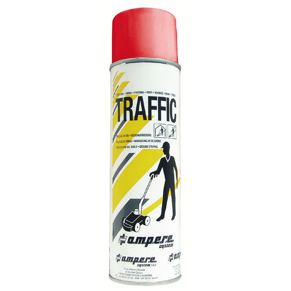 Red Traffic Paint (12 Pack) 373881