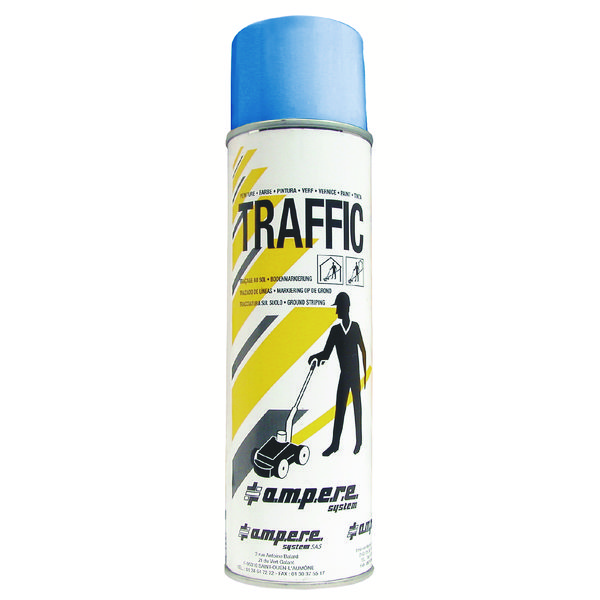 Blue Traffic Paint (12 Pack) 373882