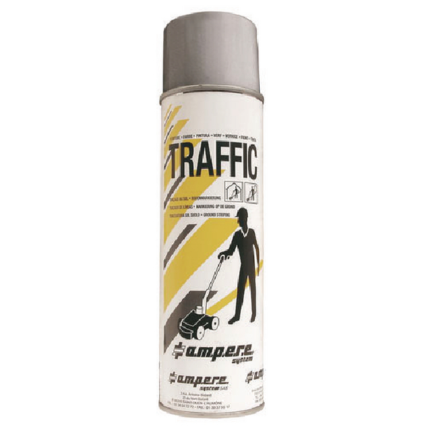 Grey Traffic Paint (12 Pack) 373884