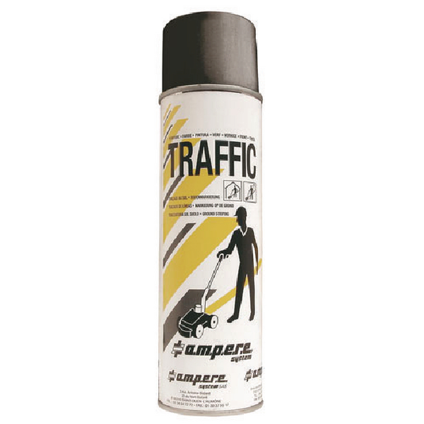 Black Traffic Paint (12 Pack) 373885