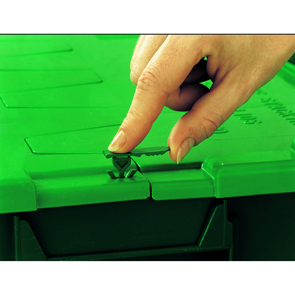 Green Container Security Seal (1000 Pack) 374924