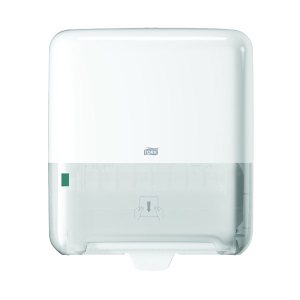 Tork White H1 Roll Towel Dispenser 551000