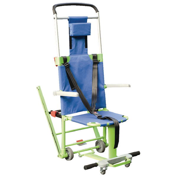 St John Ambulance Evacusafe Excel Evacuation Chair Blue F77027