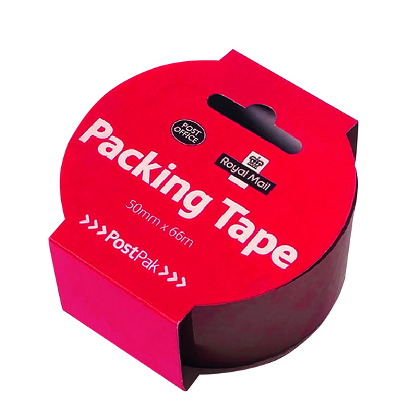 Post Office Ownbrand Buff Packing Tape (24 Pack) 502183935120