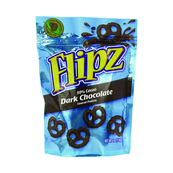 Flipz Dark Chocolate Pretzels 100g 36845