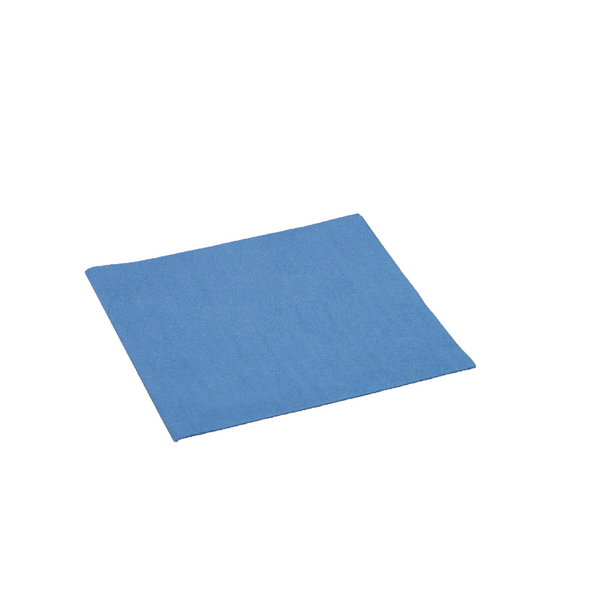 Vileda Evolon Blue Microfibre Cloth (10 Pack) 126540