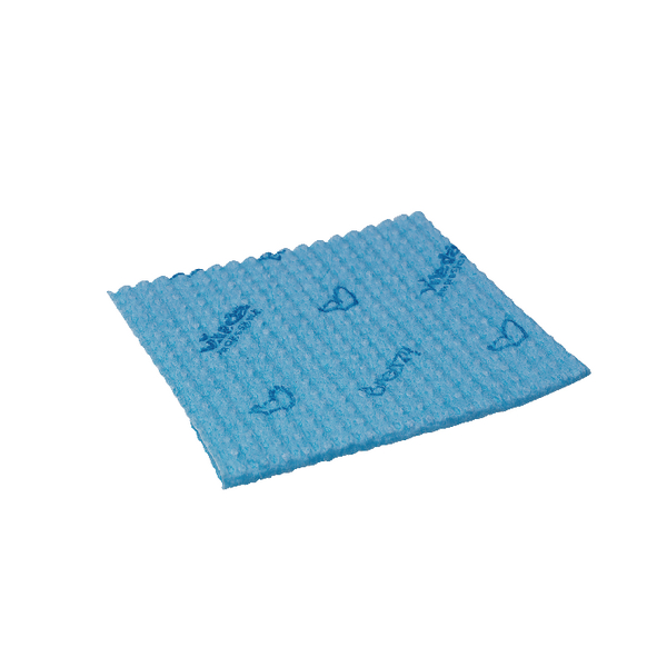 Vileda Breazy Blue Microfibre Cloth (20 Pack) 137638