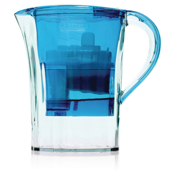 Cleansui Guzzini Water Filter Jug Blue 54010