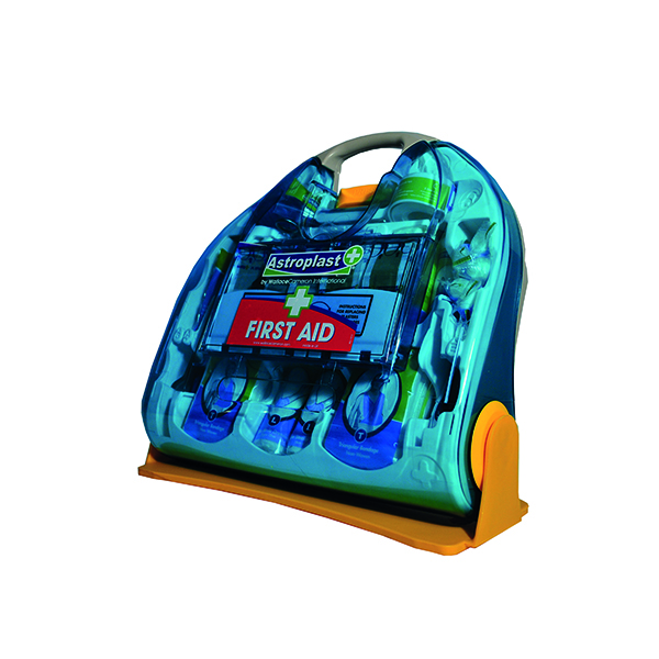 Wallace Cameron 50 Person Adulto Premier First Aid Dispenser 1002433