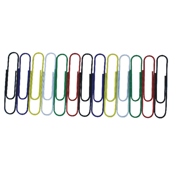 Assorted Giant Wavy 3 Inch Paperclip (100 Pack) 32801
