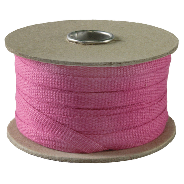 Pink India Legal Tape 6mm x 50m Roll (4 Pack) 8018J/06PIN0