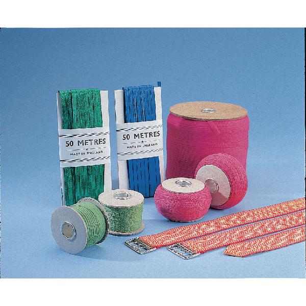 Pink Legal Tape 10mmx100m 8018/10PIN100