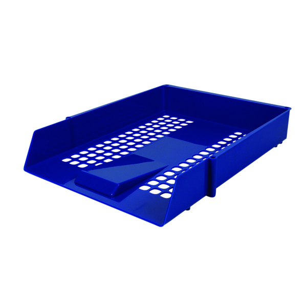 Blue Contract Letter Tray WX10052A