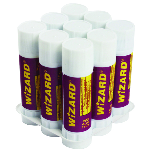 Medium Glue Sticks 20g (9 Pack) WX10505