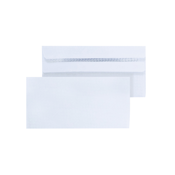 Self Seal White DL Envelope 80gsm (1000 Pack) WX3454
