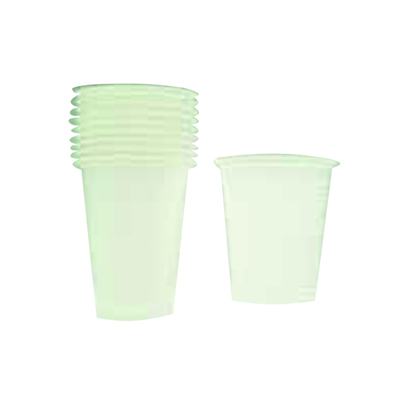 White Drinking Cups 7oz (2000 Pack) DVPPWHCU02000