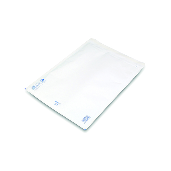 Bubble Lined Envelope Size 10 350x470mm White (50 Pack) XKF71453