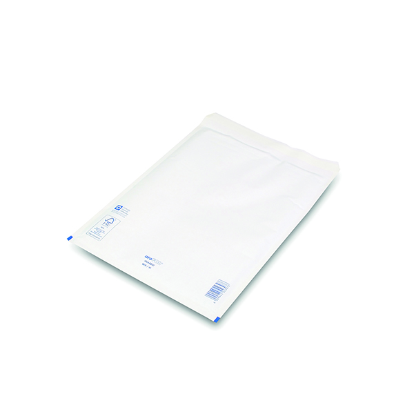 Bubble Lined Envelope Size 8 270x360mm White (100 Pack) XKF71454
