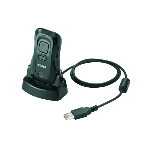 Zebra Batch/Bluetooth 1D Scanner Kit With USB Cable CS3070-SR10007WW