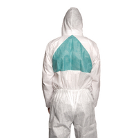 3M Basic Protective Coverall Medium 4520M