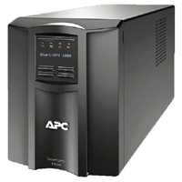 APC Smart-UPC 1000VA LCD Uninterruptible Power Supply Tower SMT1000I