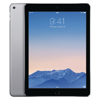 Apple 9.7inch iPad Air 2 Wi-Fi 128GB Space Grey MGTX2B/A
