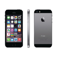 Apple iPhone 5S 64GB Grey Grade A Refurbished UK REV03007010207150003