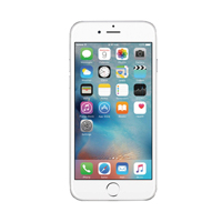 Apple iPhone 6 128GB Silver Grade A Refurbished UK REV03009010308150003
