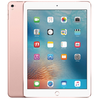 Apple iPad Pro 9.7 inch 128GB Wi-Fi and 4G Rose Gold