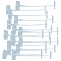 Avery Ticket Attachments 40mm (Pack of 5000) 02141