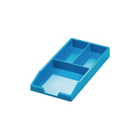Avery ColorStak Bits And Bobs Tray Cool Blue CS302