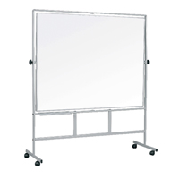 Bi-Office Revolver Plus Magnetic Board 1200x1500mm QR3403