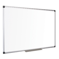 Bi-Office Aluminium Trim Drywipe Board 1800x1200mm MB2712170