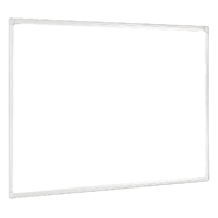 Bi-Office Anti-Microbial Maya Whiteboard 1200x900mm BMA0507226