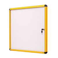 Bi-Office Ultrabrite Magnetic Display Case 6xA4 VT6201601511