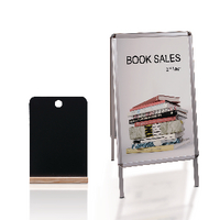 Bi-Office A-Infoboard A1 plus FOC Menu Holder